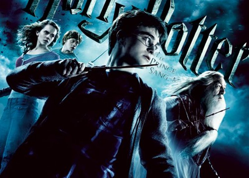 Harry Potter and the HalfBlood Prince film  Harry